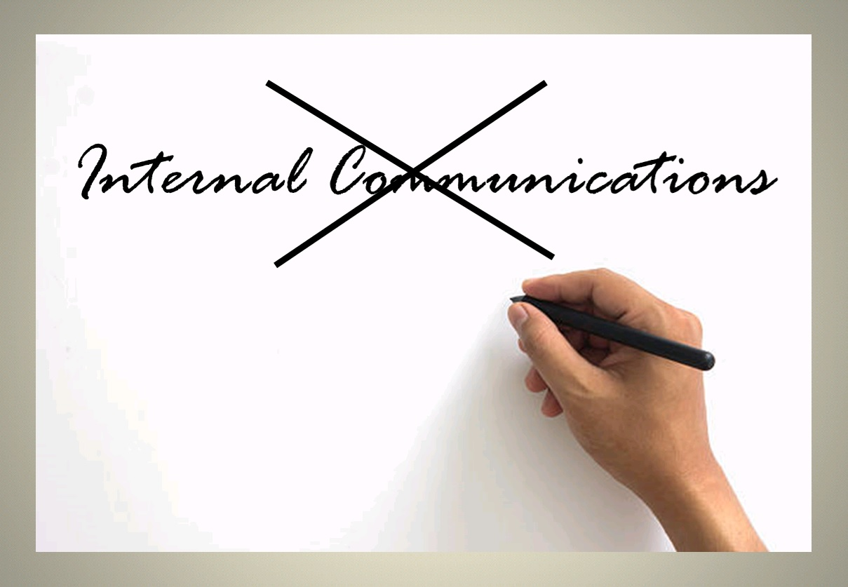 Internal Communications - is rebadging the answer?